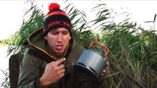 ***CARP FISHING TV*** NEW Fox Heat Transfer Kettles and Standing Stove