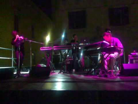 DN3 live @ Lecce Notte Bianca 03.07.2010 (with Guido Nemola) Pt.3 online metal music video by DN3