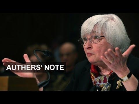 Did Yellen really mean to say that?