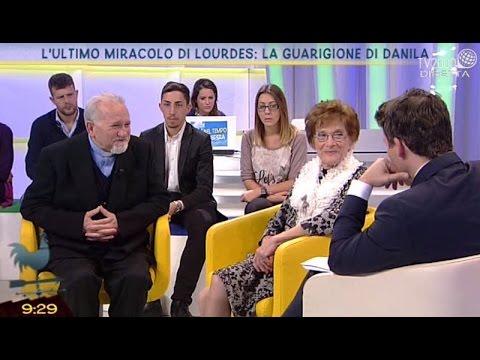 L'ultimo miracolo di Lourdes: Danila Castelli