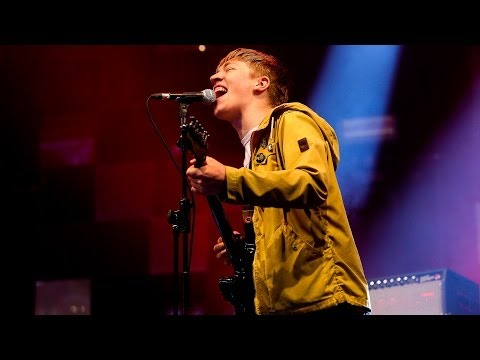 Drenge - Backwaters at Glastonbury 2014