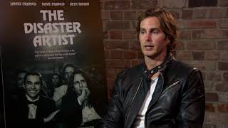 Greg Sestero on writing