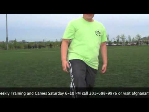 AASA Youth Soccer Training