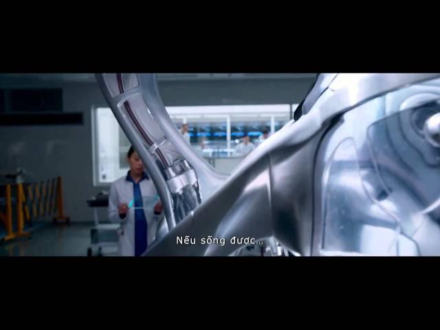 RoboCop - Trailer phụ đề Việt - Khởi chiếu năm 2014