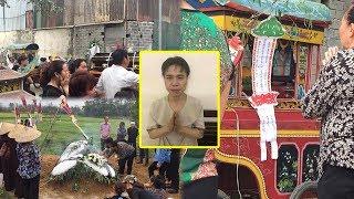 Xót thương cảnh tượng t.a.n.g lễ của cô gái vụ Châu Việt Cường -ít người viếng,bố ruột vắng mặt