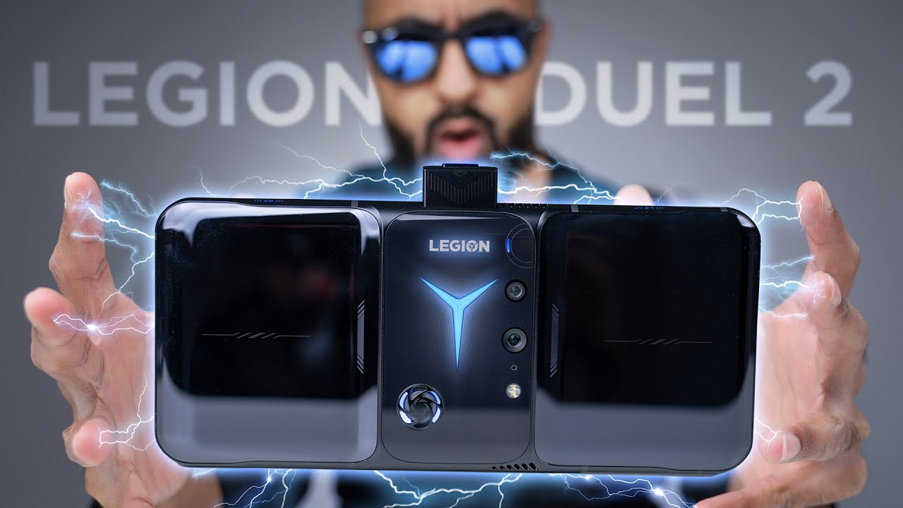 Legion Phone Duel 2 Unboxing - A Gaming BEAST!