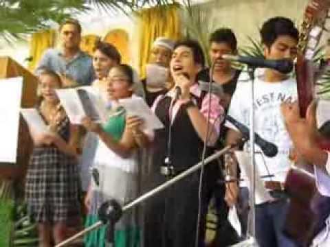 Agradezco Señor - Iglesia de Dios (Israelita) Cancún 221
