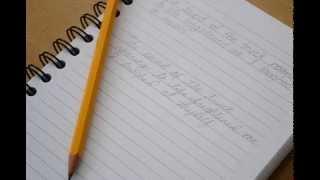 Escribir correctamente y mejorar la letra