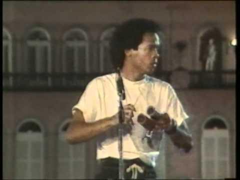 Milton Nascimento e Tom Jobim   Bola De Meia Bola De Gude ao vivo 1993
