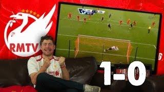 Liverpool V Stoke VIMEO