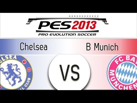 [TTB] PES 2013 Chelsea Vs Bayern Munich - Playthrough Commentary, Top Player Difficulty