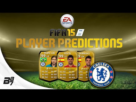 Diego Costa Chelsea Player Prediction w/ Fabregas | FIFA 15 Ultimate Team