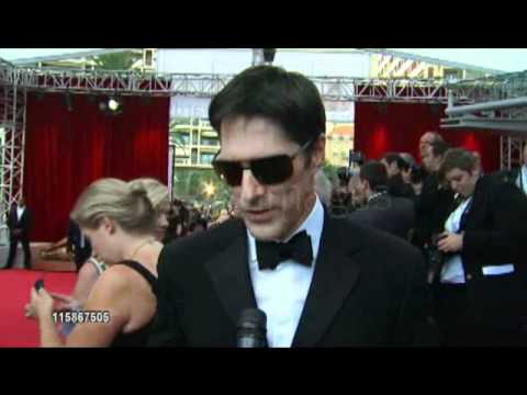 Monte Carlo 2011 Red Carpet-Thomas Gibson/Matthew Gray Gubler