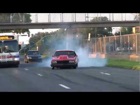 Burnout Contest!