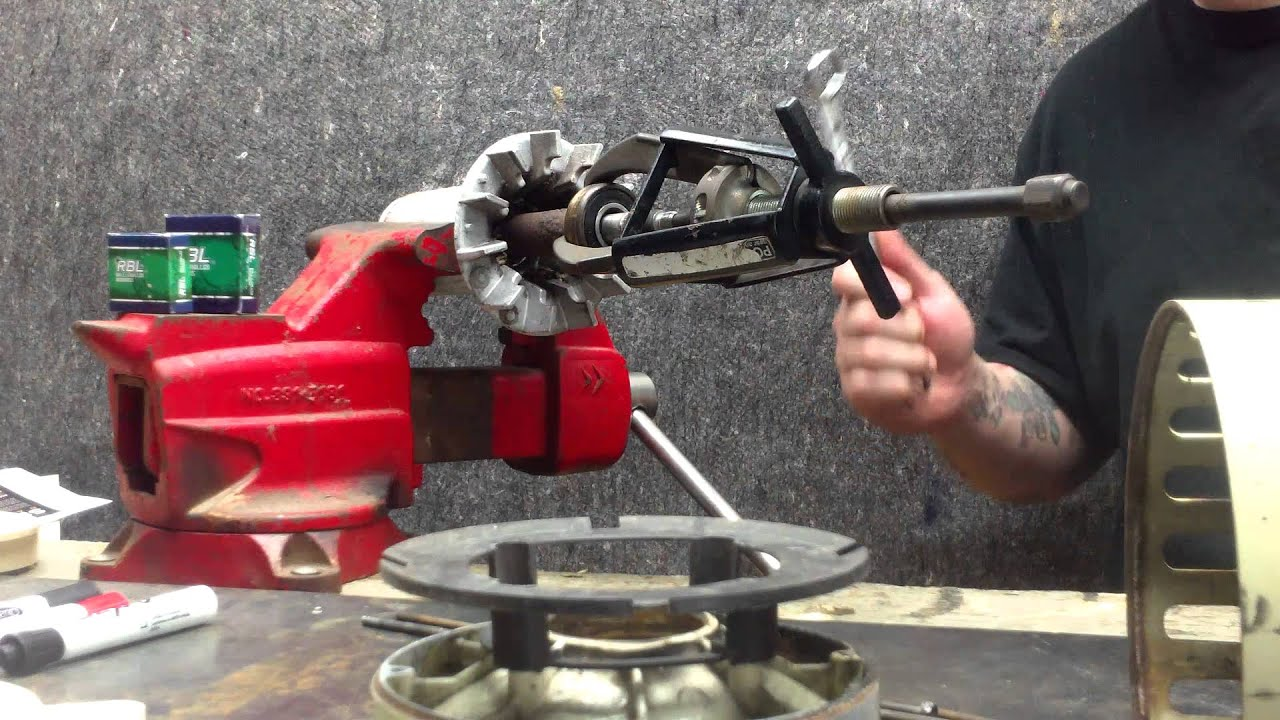 Pentair Whisperflo Wf 28 Pool Pump Motor Rebuild Part 0021