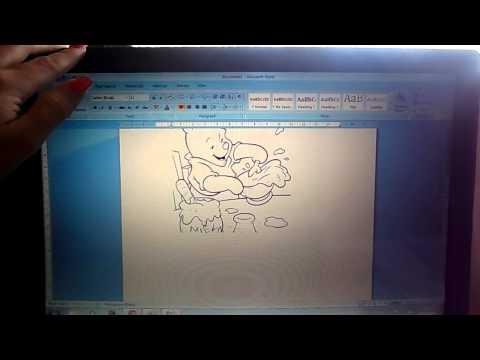 Faça atividades escolares em word - Atividade para aula de inglês