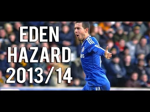 Eden Hazard | Goals, Skills, Tricks, Assists | 2013/14 | Chelsea [HD]