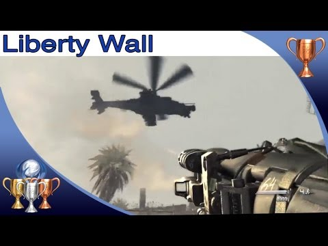 Call of Duty Ghosts - Liberty Wall - Trophy / Achievement Guide
