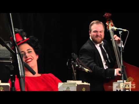 "Davina & The Vagabonds ""Start Running"""