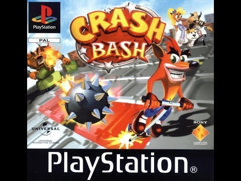 Crash Bash - Boss Rush