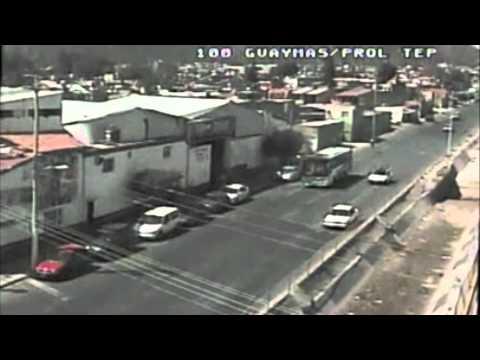 Narcobloqueos y cámaras de vigilancia de Zapopan