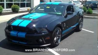 New!! 2012 Ford Mustang Shelby GT500 (Exhaust Clips & Walk