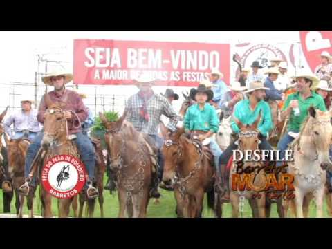 14/10/2015 - Desfile Muar do Sertão