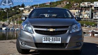 Prueba: Chevrolet Sail LTZ