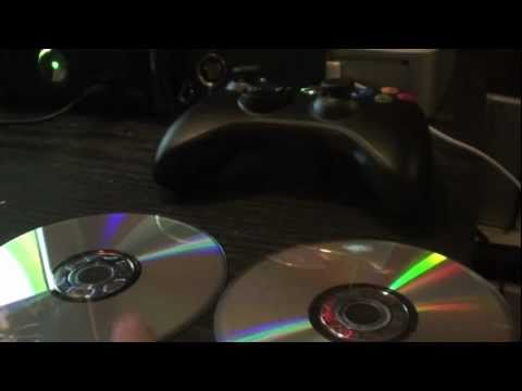 how to fix really scratched xbox 360 games
