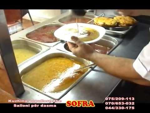 Kuzhina Popullore Sofra Tetovë