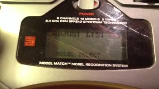 Blade Nano QX Spectrum DX6i (français)