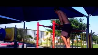 Avi Asaf Street workout - 16 years old - אבי אסף - HD view on youtube.com tube online.