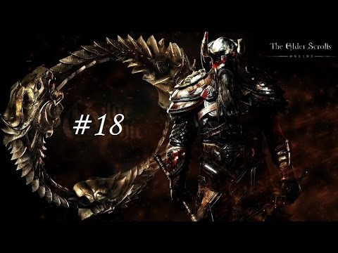 The Elder Scrolls Online (Part 18) The Aldmeri Dominion - Dark Elf Sorcerer