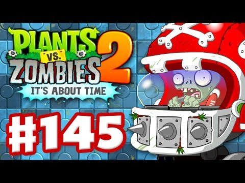 Plants vs. Zombies 2: It's About Time - Gameplay Walkthrough Part 145 - Far Future! (iOS)
