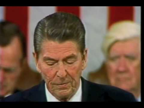 Ronald Reagan - Message to Washington