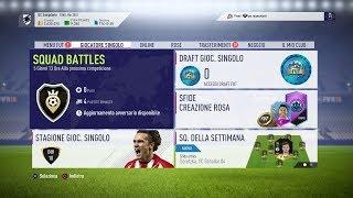 FIFA del Lupo: le squad battles e i miglioramenti della patch in FIFA 18