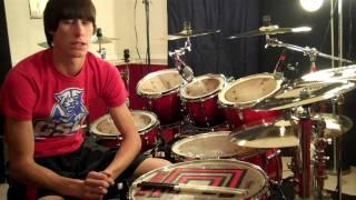 Dubstep Drumming Tutorial