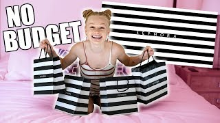 TEEN NO BUDGET SEPHORA MAKEUP HAUL! 💄