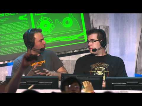 Blizzcon 2011 Starcraft 2 Grand Finals Nestea vs MVP FINAL MATCH part 3/3 [HD 1080p]