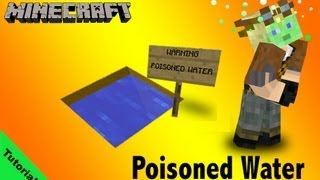 Poisoned Water In Minecraft