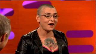 Sinead O'Connor on The Graham Norton Show