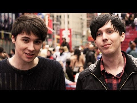 Phil & Dan in NEW YORK!
