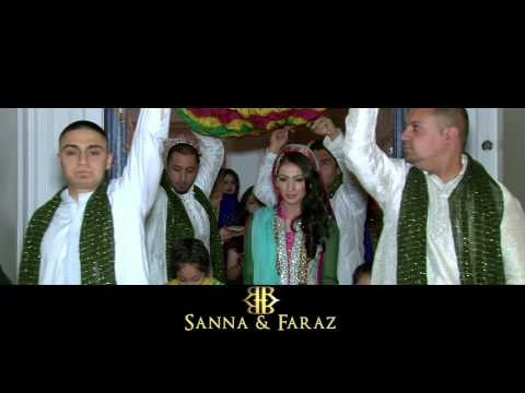 Pakistani Wedding - Prince & Princess Wedding Hall - Sanna & Faraz's Trailer 2013