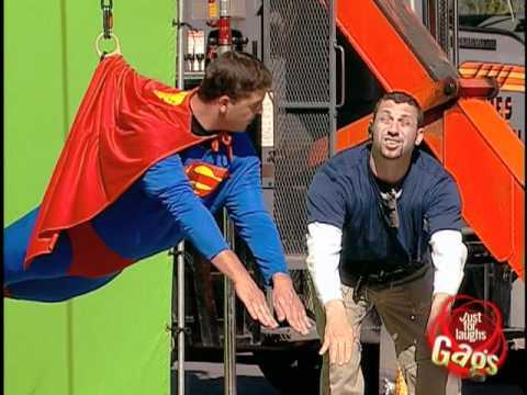 Superman Ad Prank,