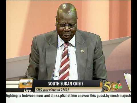Cheche Interview with Majok Guandong-South Sudan Ambassador to Kenya Prt 4
