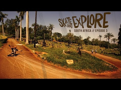 Skate & Explore South Africa 3
