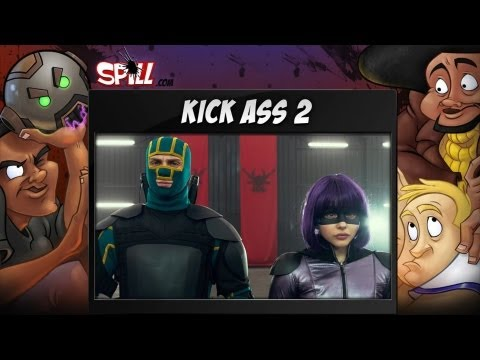 Movie Review: 'Kick-Ass 2' by Spill.com
