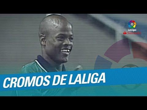 Cromos de LaLiga: Dely Valdés
