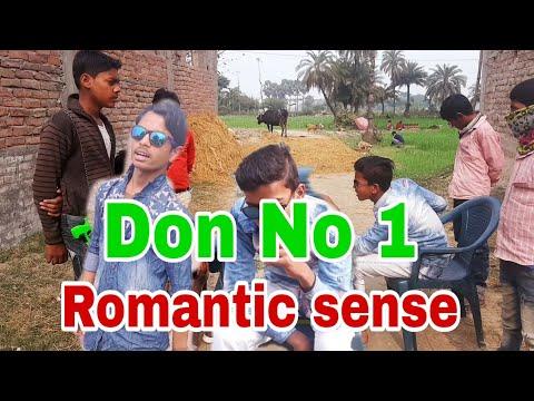 Don No 1 full Romantic sense video 🇮🇳Romantic funny love