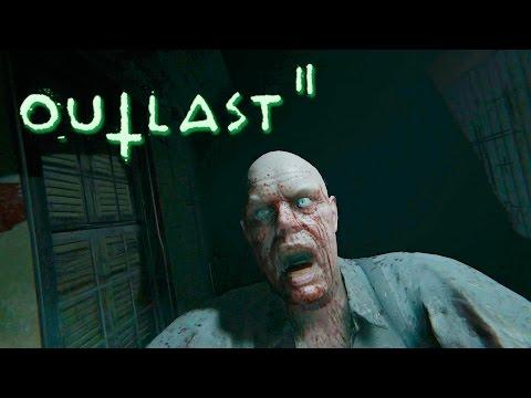 Геймплей демо-версии Outlast 2